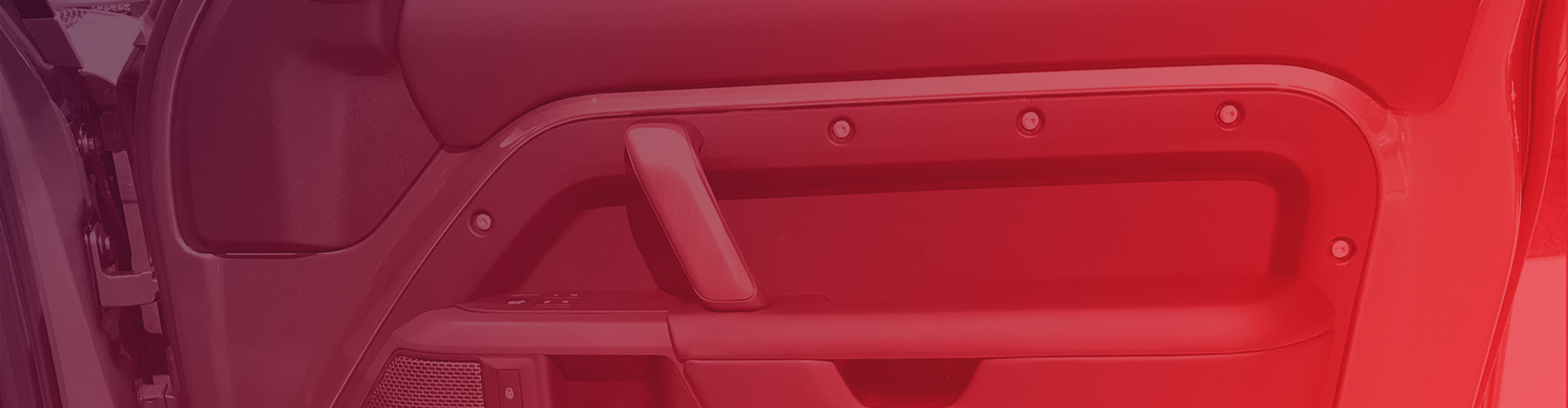 Even the smallest details reflect the Defender's character