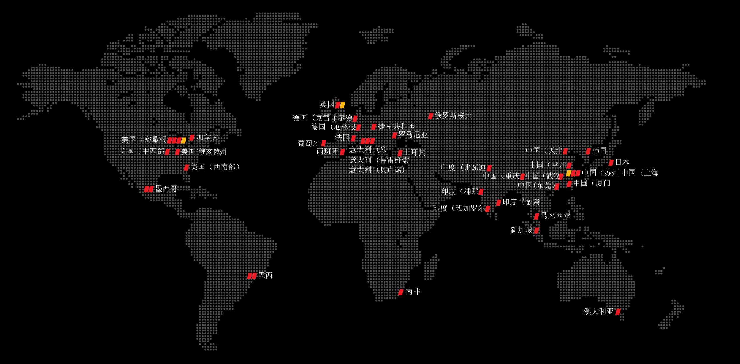 Chinese Global Map